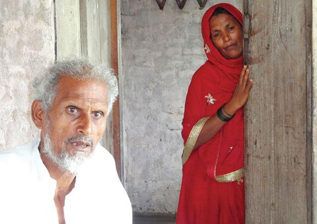 जाफीस सिद्दकी और गुलशन आरा के बेटे कतील सिद्दकी की हाल ही में यरवदा जेल में हत्या हो गई थी. फोटो: शशि