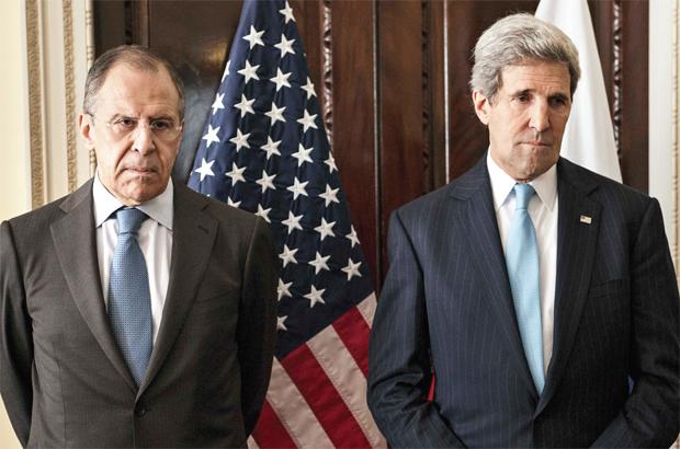 जेनेवा वार्ता के बाद अमेरिका और रूस के विदेशमंत्री