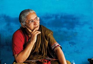 Medha-Patkar-by-vijay-pande