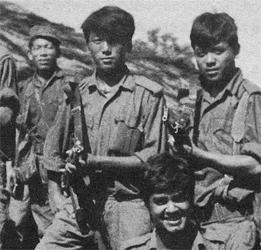 एसएफएफ भारत-चीन युद्ध