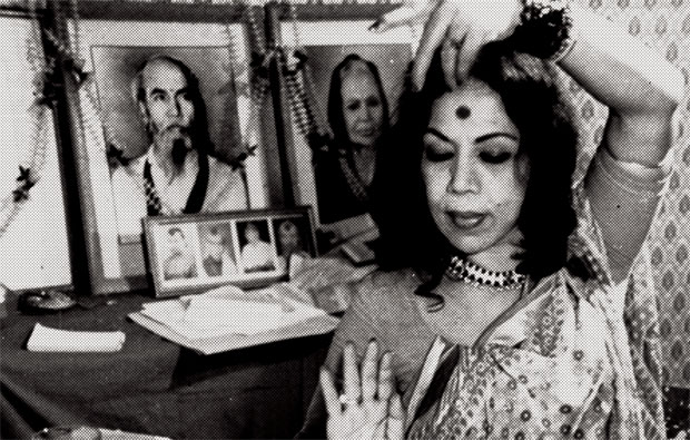 सितारा देवी (8 नवंबर, 1920 - 24 नवंबर, 2014)