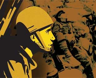 प्रथम विश्वयुद्ध : हिंदुस्तान की लड़ाई