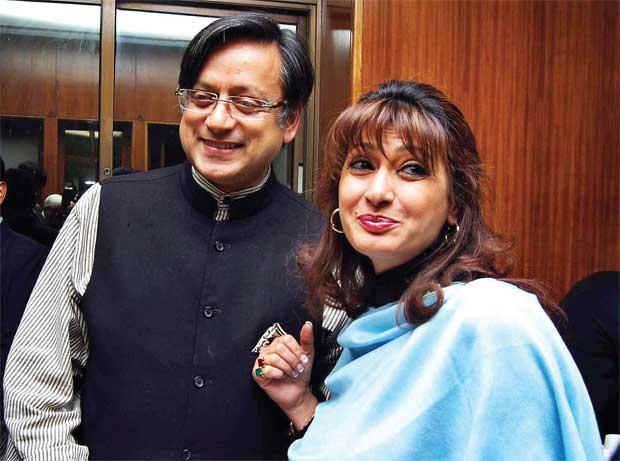विवादास्पद मौत: कांग्रेस सांसद शशि थरूर की पत्नी सुनंदा पुष्कर नई दिल्ली के एक होटल में मृत पाई गई थीं. जिसके बाद मेहर तरार विवादों में घिर गईं.