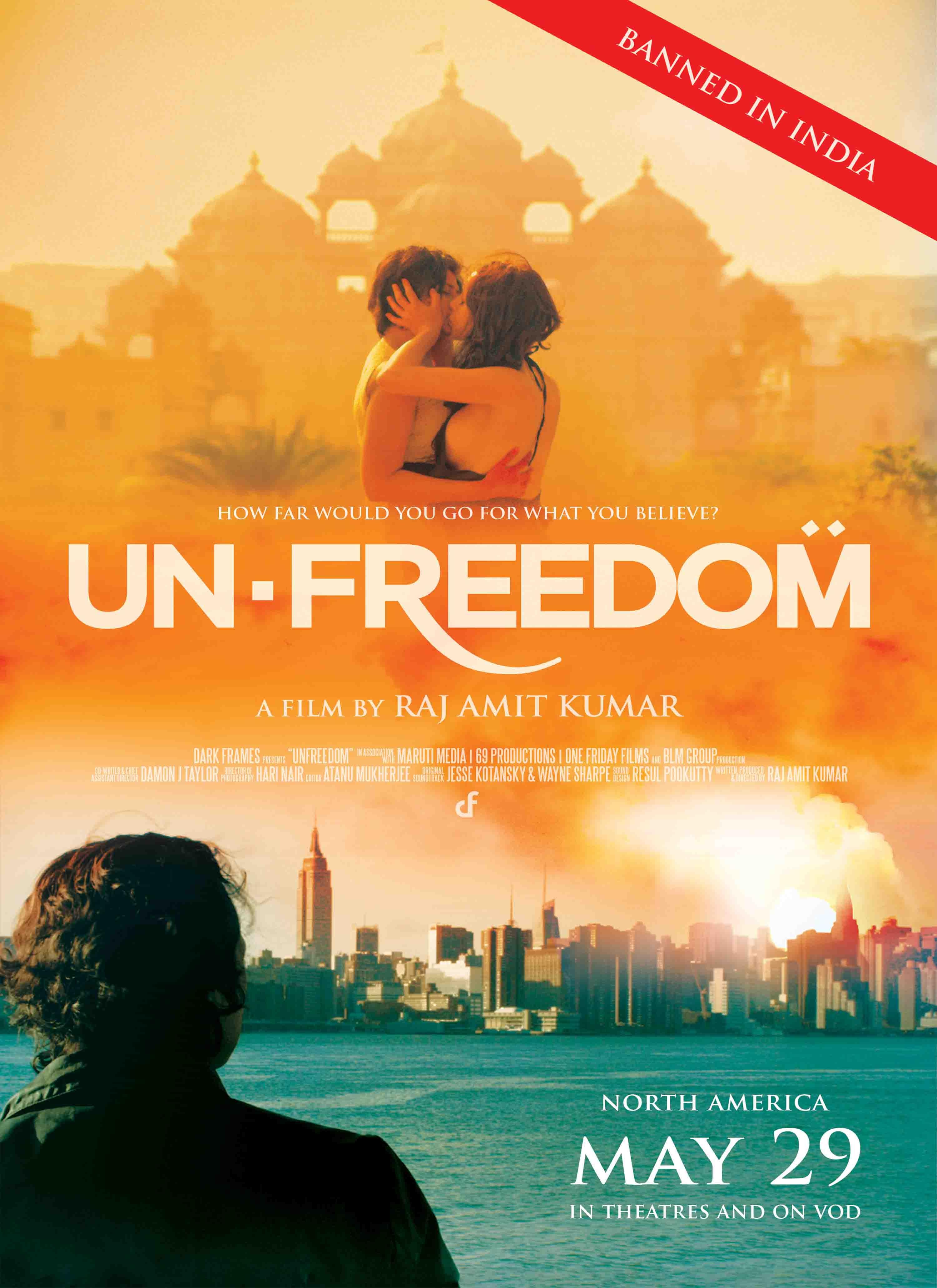 अनफ्रीडम : आजादी की दरकार