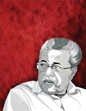 पिनाराई पिजयन | 70 | मार्सर्वादी कम्युनिस्ट पाटीर् के पोनित ब्यूरो सदस्य