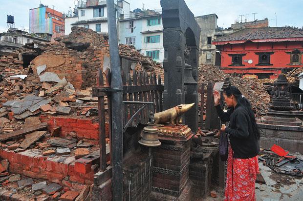 नेपाल भुकंप