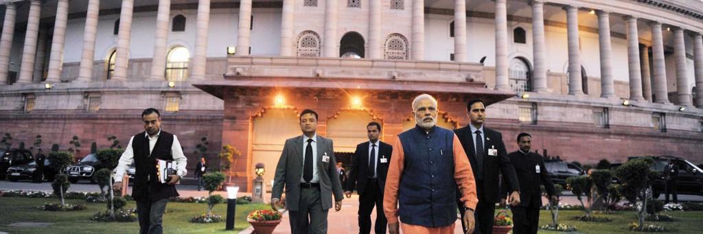 Modi Lead