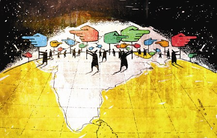 खतरनाक दौर से गुजर रहा भारतीय लोकतंत्र