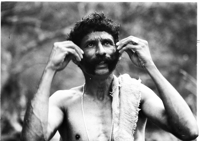 Veerappan, Photo by Tehelka