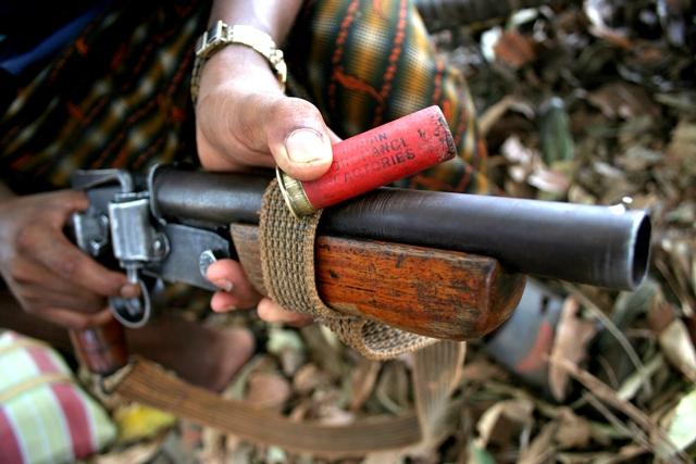 Naxal Maoist by Shailendra (1)web