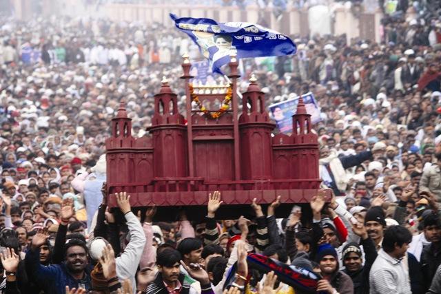 आम्बेडकर की डगर पर दलित राजनीति का सफर