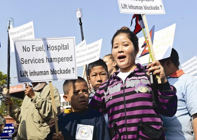 नर्क बना नेपाल