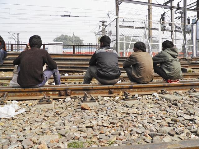 मासूम गिरोहों की दिल्ली