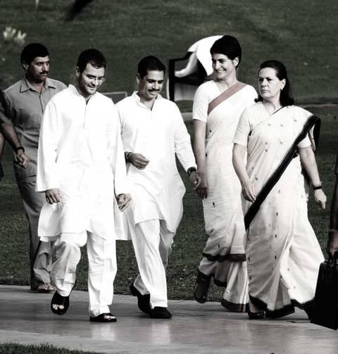 'गांधी' जो नाव डुबोए…