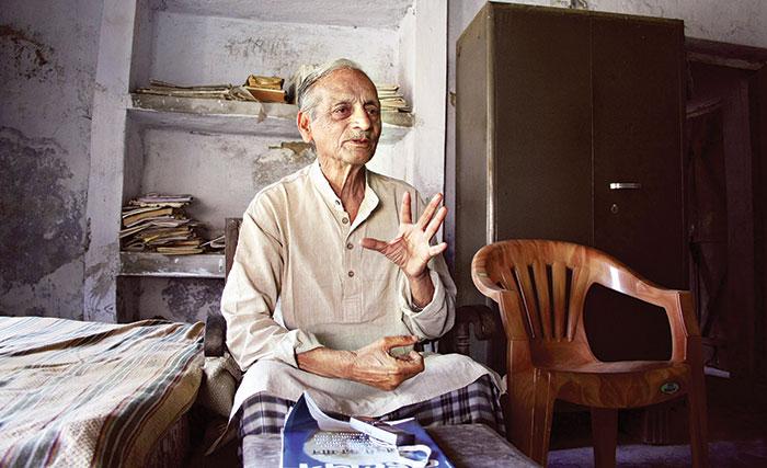 मोदी, भाजपा या राजनीति तो महज हथियार हैं, राष्ट्रवाद का उन्माद तो पूंजीवादियों को चाहिए : सच्चिदानंद सिन्हा