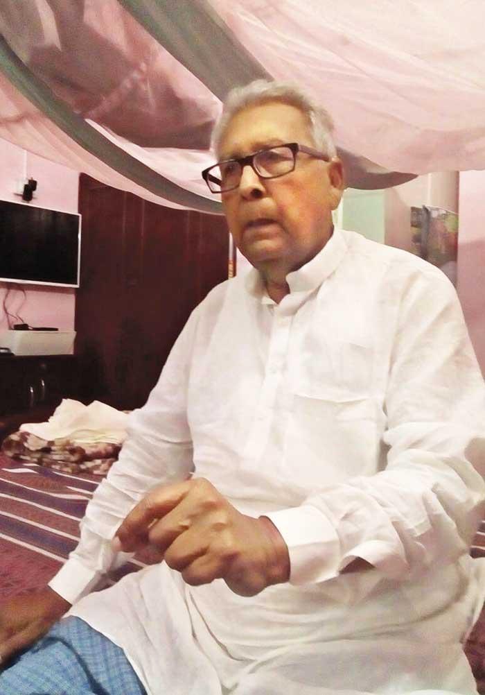 'बिहार में लालू-नीतीश से ही पिछड़ों-दलितों की राजनीति की शुरुआत नहीं होती. मैं पिछड़े जमात से बना पहला मुख्यमंत्री था'