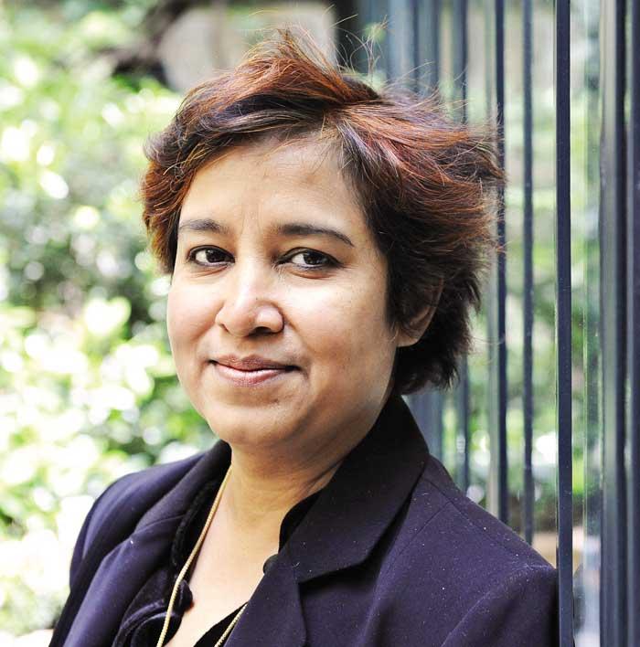भाषा और संस्कृति के जरिए दक्षिणी उपमहाद्वीप के इन तीन देशों को जोड़ा जा सकता है : तस्लीमा नसरीन