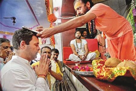 राहुल हिंदू ब्राह्मण हैं, लेकिन कौन से?