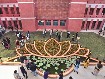 भाजपा का नया महल बना मुख्यालय का नया पता